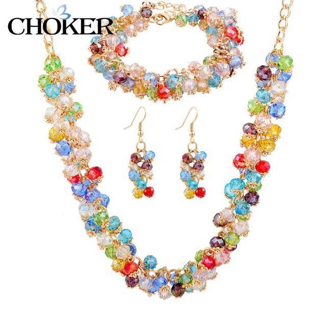 CHICVIE Crystal Jewelry...