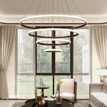 2020 ออกแบบใหม่จี้ไฟสำหรับห้องนอนห้องนั่งเล่นห้องรับประทานอาหาร Minimalist จี้โคมไฟ Polar Foyer จี้