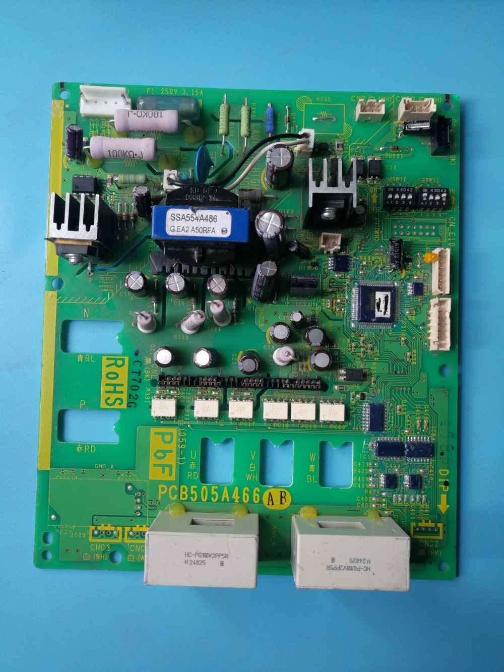PCB505A466AA PCB505A466AB Good Working Tested