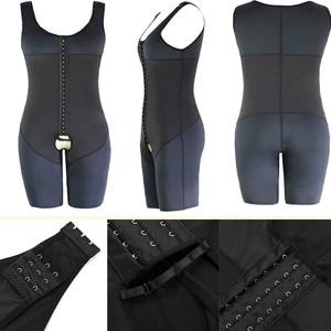 Image 5 - Lover Beauty Mens Compression Garments Fajas Colombianas Para Hombre Bodysuit Slimming Body Shaper Waist Girdle Shapewear