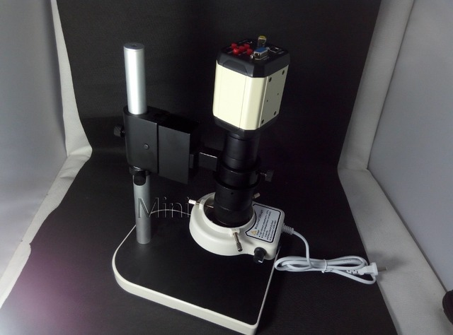 Hd pcb industrie labor mikroskop kamera vga usb av tv video