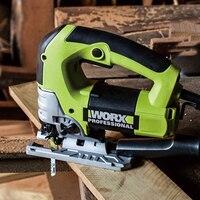 Curve Saw Electric Jig Saw Handheld Wood Board Aluminum Steel Cutting Machine Multi function Woodworking Tools Wood Power Tool
