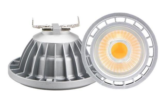 Neue ankunft watt cob ar g gu led lampe spot licht hohe