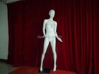 Гуандун производитель непосредственно продажи frp материалов, глянцевый белый дисплей модели женской одежды для витрины