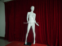 Guangdong Manufacturer Directly Sale The FRP materials, HIGH GLOSSY WHITE FEMALE CLOTHES DISPLAY MODEL for showcase