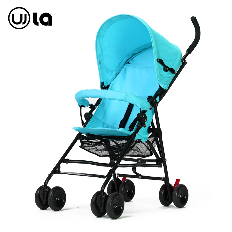 WLA Summer Lightweight Portable Baby Stroller Travel System Baby Carriage Umbrella Car Folding Wagon Baby Trolley Airplain Buggy