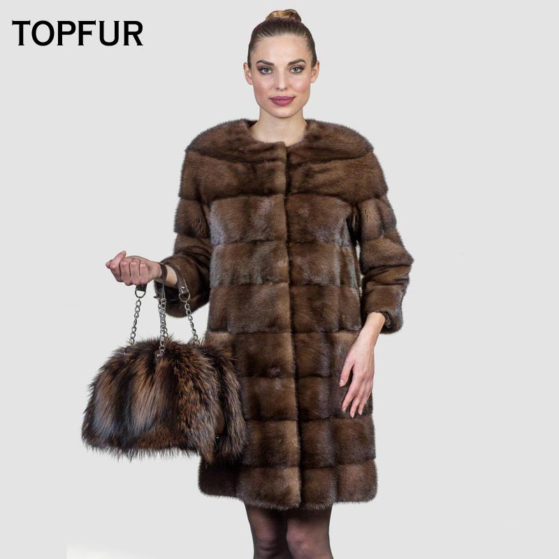 Gray Topfur Neuf Outwear Prochainement Clair Manchon Café Nouveaux Light Points Réel Manteau Vison Femmes Manteaux coffee D'o Chaude De Fourrure 2018 Et cou Gris rPrqxHB