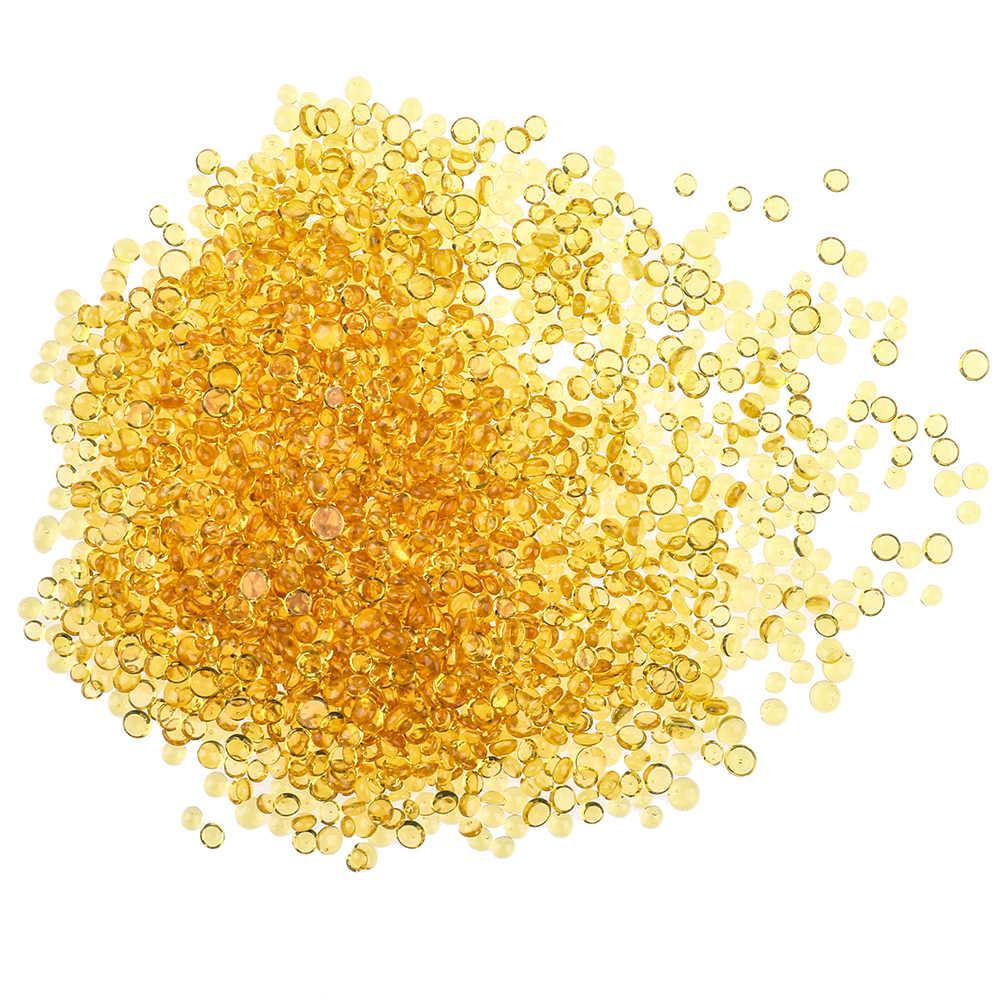 Fusion гранулы кератин клей 100 г клея кератина гранулы/шарики/зерна для расширения человеческих волос для меня чаевые/ u-наконечник для волос амбра Цвет