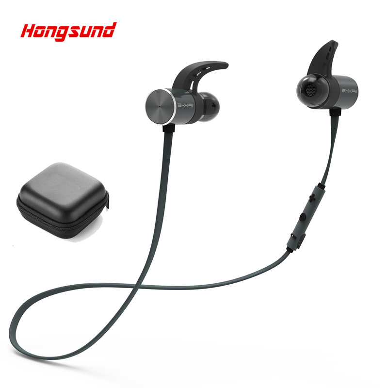 Hongsund HB806 Bluetooth Earphone Double Battery Wireless Headphone Sport Headset Auriculares Cordless Casque 10 hours