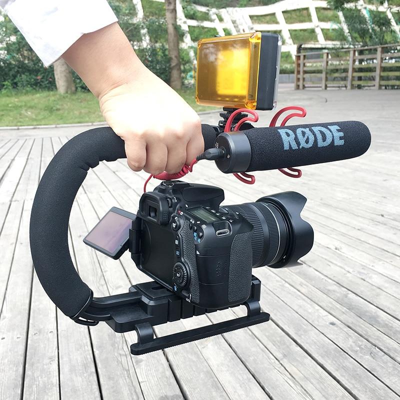 Ulanzi U-Grip Үштік аяқ киім бейнебетінің - Камера және фотосурет - фото 6
