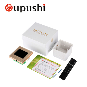Image 5 - Home Audio And Music,Ceiling Speaker System,Bluetooth Digital Stereo Amplifier, In Wall Awith Touch Key