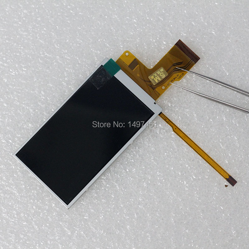 New inner LCD display screen with backlight for JVC GC-PX100 PX100 P100 PX100BAC Video Camera