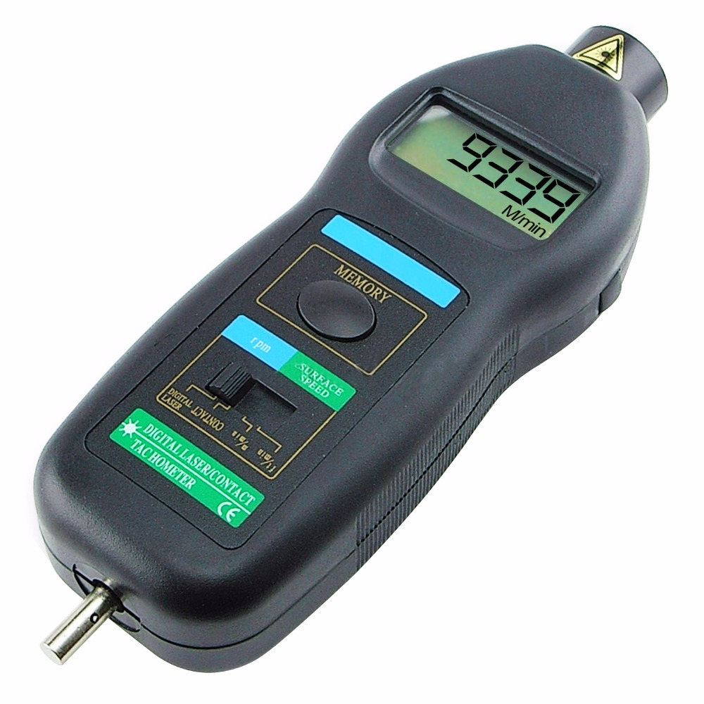 Handheld Auto Ranging 2in1 Digital Laser Non Contact