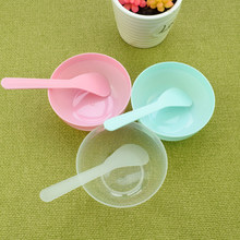 Slime Bowl DIY Modeling Clay Accessories Kids Play Dough Charms Foam Filler Badminton Fluffy Plasticine Mud Toys Slime Supplies(China)