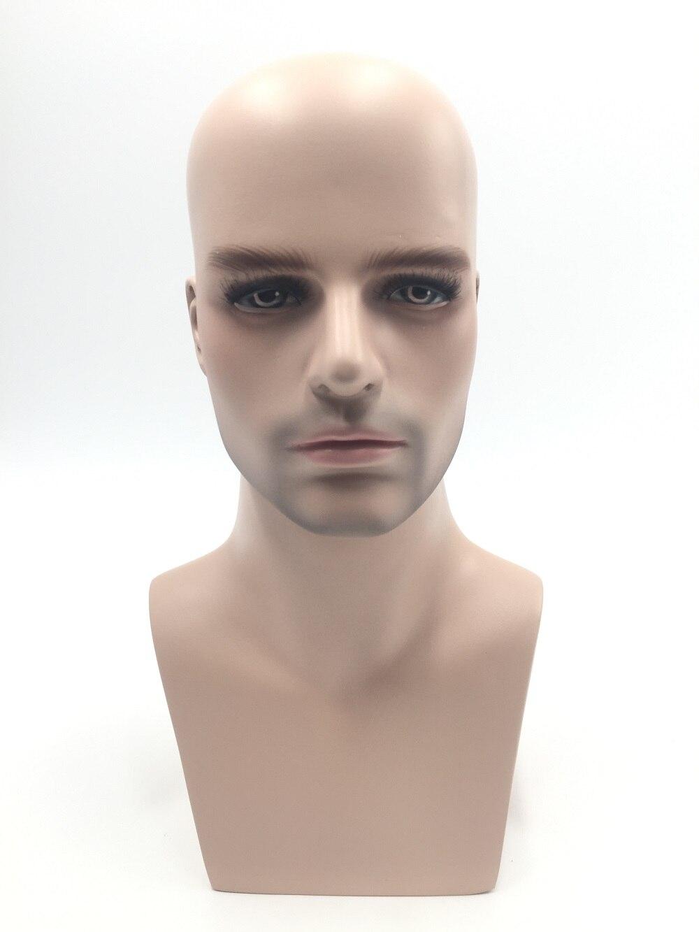 Cammitever стекловолокна манекен головы для Искусственные парики Солнцезащитные очки для женщин маска кукла Дисплей косметологии шляпа манеке