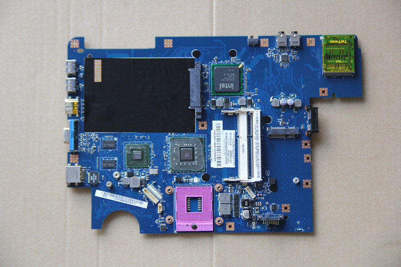 For Lenovo G550 Laptop motherboard KIWA7 LA-5082P with N10M-GS2-S-A2 GPU Onboard GM45 DDR3 fully tested work perfect все цены