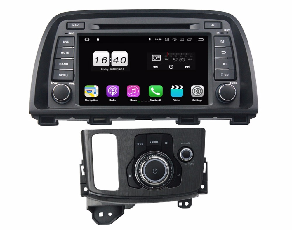 2gb Ram Quad Core 8 Quot Android 8 1 Car Audio Dvd Player For