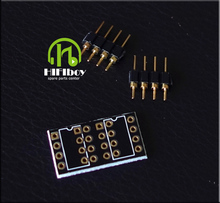 HIFIboy Single operational amplifier transformation double operational amplifier Circuit board 5534 49710 op amp