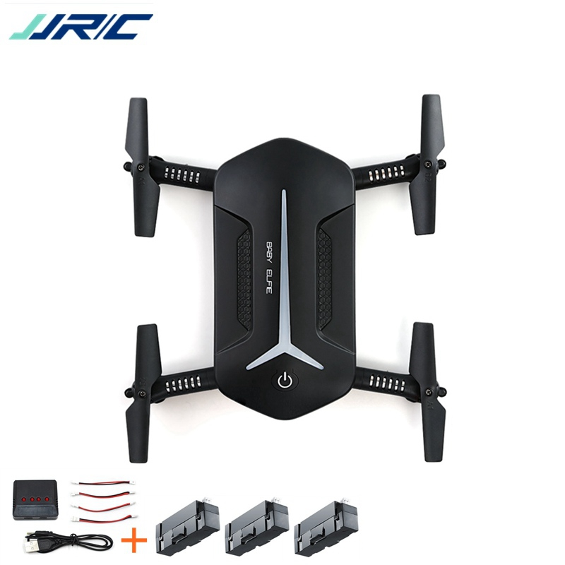 4pcs Battery Jjrc H37 Baby Elfie Rc Drone With Camera Mini Selfie Drone G-sensor Dron Flying Rc Helicopter Toys For Kids Copter