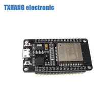 DIY ESP-32 ESP-32S WiFi Bluetooth Development Board Ultra-Low Power Consumption Dual Cores ESP8266 ESP32 Board(China (Mainland))