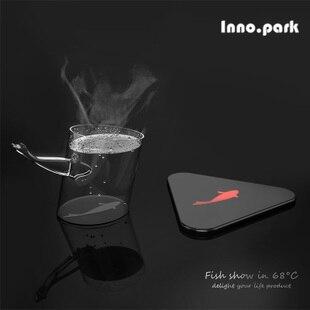 Inno.park 68 fish cup fish 68 heterochrosis cup heterochrosis jottings free air mail