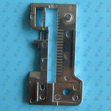 NEEDLE PLATE 4 THREAD TO FIT BROTHER 929D 1034D OVERLOCKER/ SERGERS XB0306001