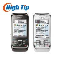 E66 Original Nokia E66 Mobile Phones Bluetooth 3G WIFI GPS JAVA Unlock Cell Phone Refurbished Free