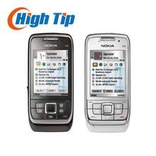 E66 оригинал nokia e66 mobile телефонов bluetooth 3 г wi-fi gps java разблокировать сотовый телефон восстановленное бесплатная доставка в наличии