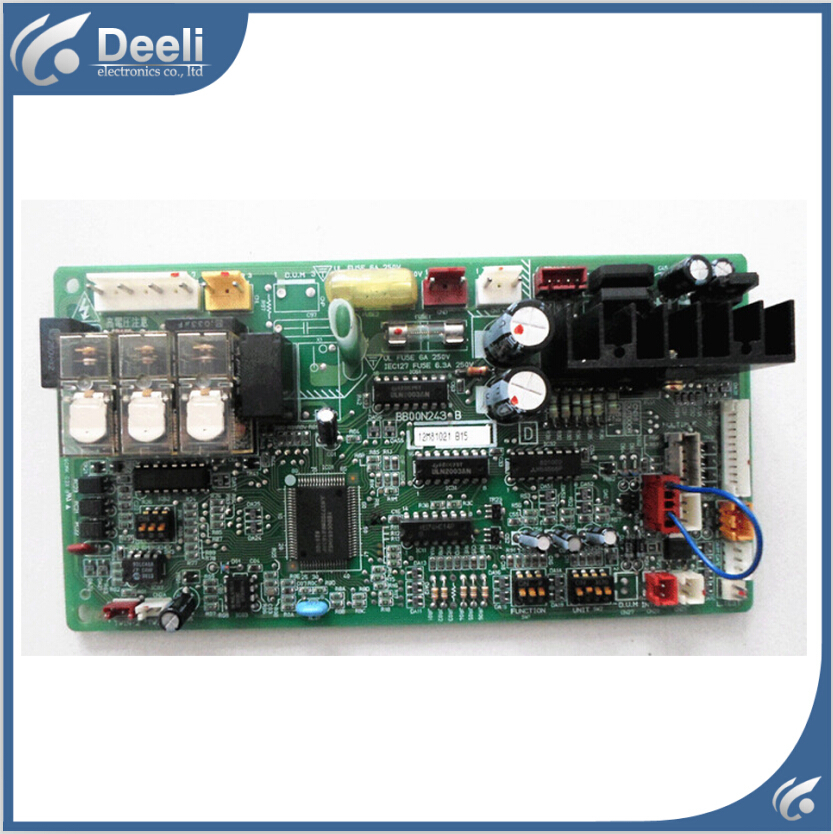 Подробнее о 95% new good working for Mitsubishi air conditioning computer board 3P/5P BB00N243B on sale 95% new good working for mitsubishi air conditioning computer board 3p 5p bb00n243b on sale