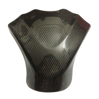 Carbon Fiber 3D Motorcycle Tank Pad Protector Stickers Case for SUZUKI GSXR1000 GSXR 1000 2009 2015 K9