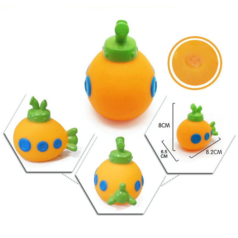 Cool-Bath-Toy-Swimming-Pool-Baby-Toys-Kids-Water-Spray-Colorful-Car-Boat-Soft-Rubber-Toys-for-Boys-Girls-Safe-Material-CBT02-4