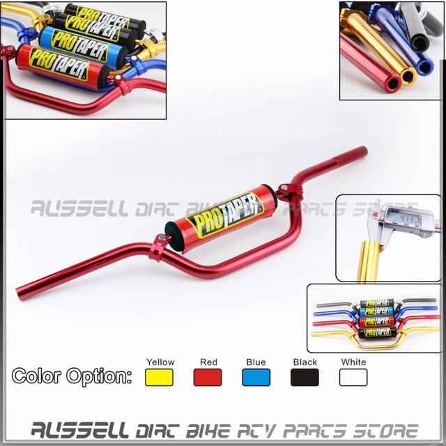 high rise handle bar handlebar 22mm for klx110 suzuki drz110 honda rh aliexpress com DRZ110 Spoke Covers DRZ110 Graphics