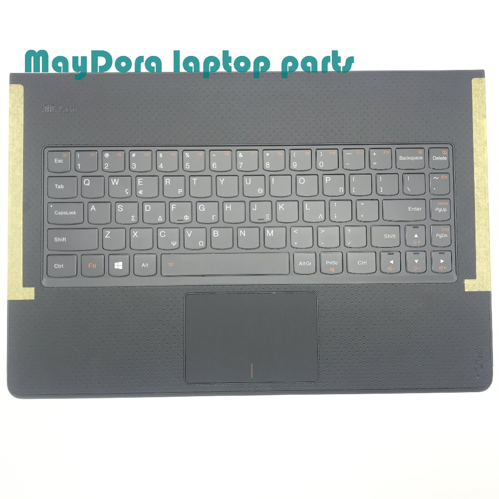 Laptop parts for LENOVO YOGA 3 pro 1370  Palmrest  with Backlit GK Keyboard and touchpad 5CB0G97353Laptop parts for LENOVO YOGA 3 pro 1370  Palmrest  with Backlit GK Keyboard and touchpad 5CB0G97353