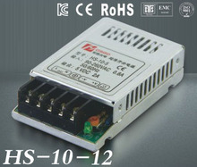 цена на 10W 12V Ultra thin Single DC Output Switching power supply for LED Strip light power source MD-10-12