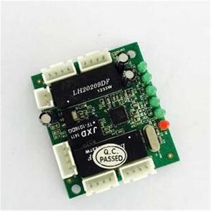Image 2 - مصغرة وحدة تصميم محول ايثرنت لوحة دوائر كهربائية ل محول ايثرنت وحدة 10/100 ميغابت في الثانية 5/8 ميناء PCBA مجلس OEM اللوحة