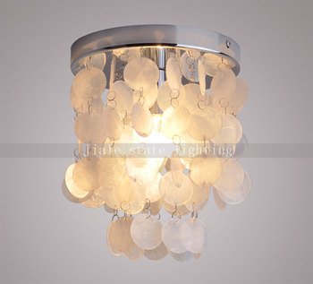 aisle ceiling lamp shell lamp