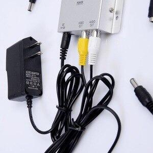 Image 2 - Беспроводная мини камера видеонаблюдения, 1,2 ГГц