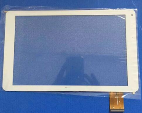 White / Blue New For 10.1 Tablet CN068FPC-V1 Capacitive touch screen panel Digitizer Glass Sensor Replacement Free Shipping black white new touch screen digitizer panel glass sensor replacement for 10 1 tablet mf 595 101f fpc free shipping