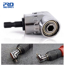 """1/4"""" Magnetic Connector 105 Degree Adjustable Angle Drill Driver Screwdriver Hex Shank Drill Turning Screwdriver by PROSTORMER"""