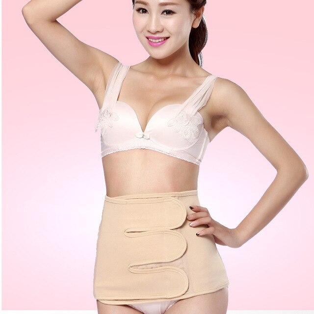 7667b2c1d1f7f Postpartum Recovery Belly Waist Belt Shaper Slim Maternity Body Support  Band Waist Slimming Message Belt