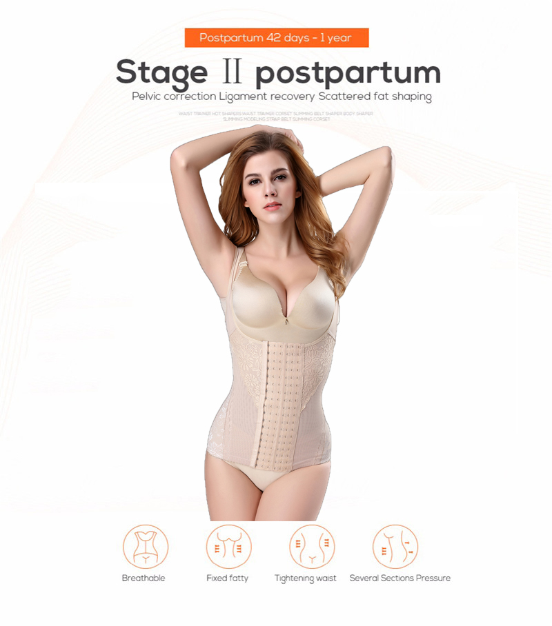 c781bebc4a0 Item Type  Shapers Gender  Women Thickness  Standard Control Level  Firm  Shapewear  Tops Material  Polyester Decoration  Lace Fabric Type   Broadcloth Waist ...