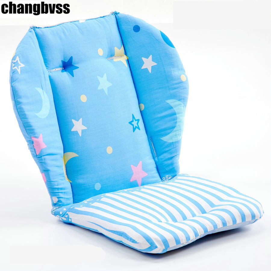 Bamboo chairs for babies - Pram Liner Children Stroller Cushion Pram Padding Liner Baby Buggy Accessories Child Feeding Chair Mat Infant