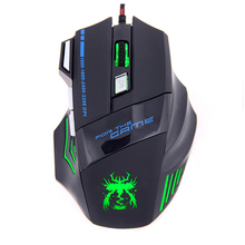 USB optical laptop computer PC Wired gaming mouse for gamer Dota2 cs go games mice bloody maus souris ratones Snigir brand Mice(China)