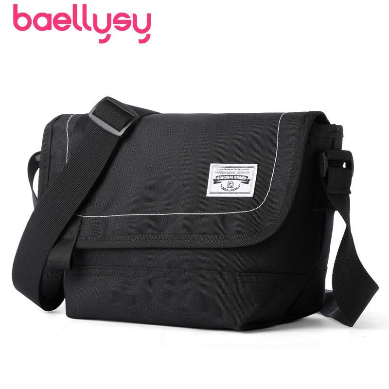 Men Bag Handbag Crossbody-Bags Shoulder Luxury Brand Satchel Messenger Waterproof Fashion