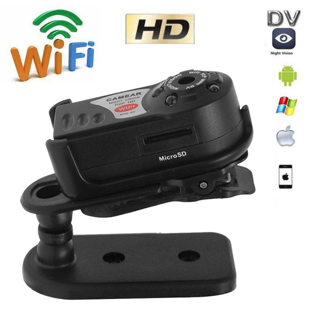 4G Card+Mini Q7 Camera P2P Wifi DV DVR Wireless IP Cam Camcorder IR Night Vision4G Card+Mini Q7 Camera P2P Wifi DV DVR Wireless IP Cam Camcorder IR Night Vision