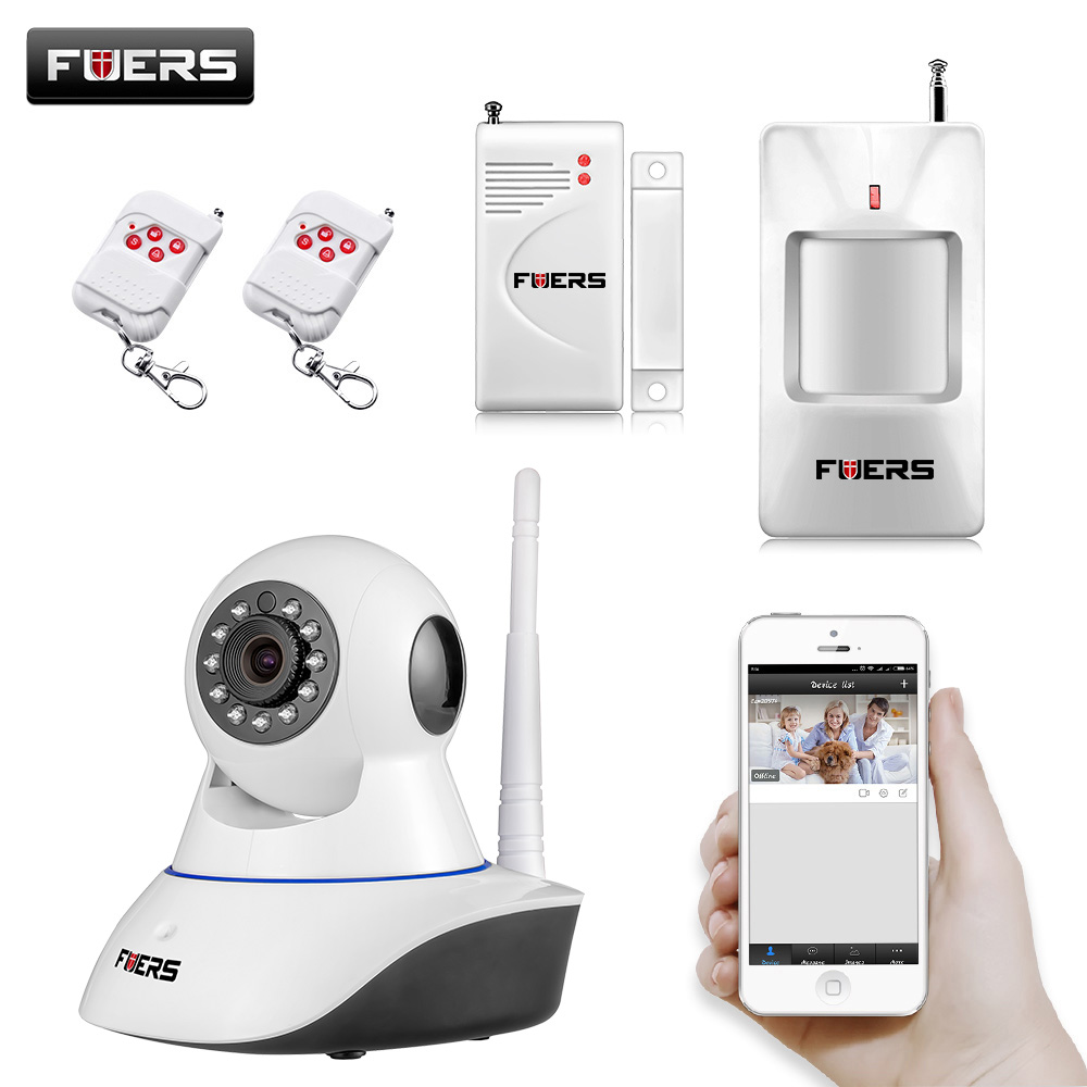 720P Wireless WIFI Control HD Pan/Tilt Networok IP Camera App Control Motion Detector Door/window Sensors Security Alarm system 5 inches mini pneumatic air sander 9500rpm car polisher sandpaper grinding sanding polishing machine power tools