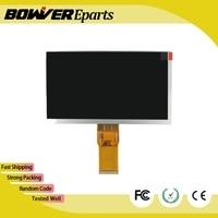 Free Shipping 7inch LCD Screen HD 1024 600 97 163mm LCD Screen Metrix7300101463 E231732 7300130906 E231732