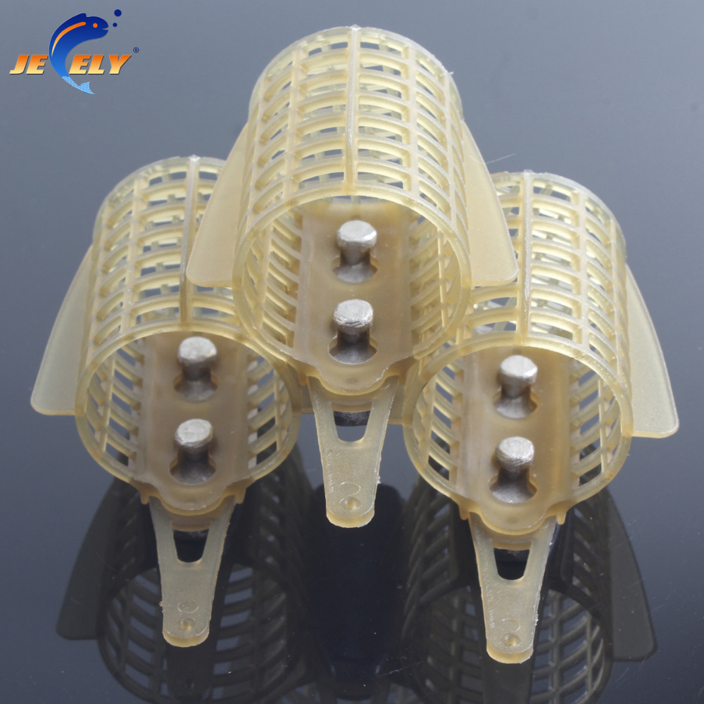Coarse Carp Catfish Fishing Accessories Feeder Bait Cage 30G,40G,50G,60G,70G,80G Fishing Tackle Feeder