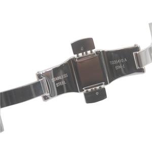 Image 4 - 22/23/24mm T035407A T035617A חדש שעון חלקי זכר מוצק נירוסטה צמיד רצועת Watchbands עבור T035614A /T035627