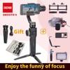 PRESALE ZHIYUN Smooth Q Smartphone Handheld 3 Axis Gimbal Stabilizer Selfie Phone 3 Axis Gimbal Steadicam